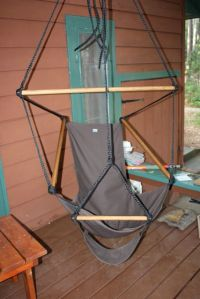 Sky Chair - Black's Cliff Resort's Birch Bark Blog