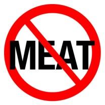 no meat vegan eating