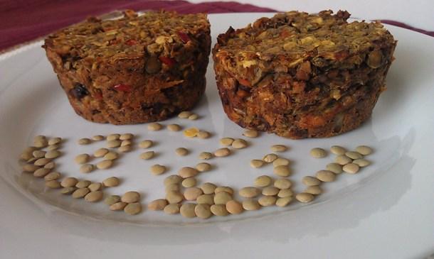 vegan lential walnut loaf