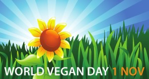 World Vegan Day November 1 2014