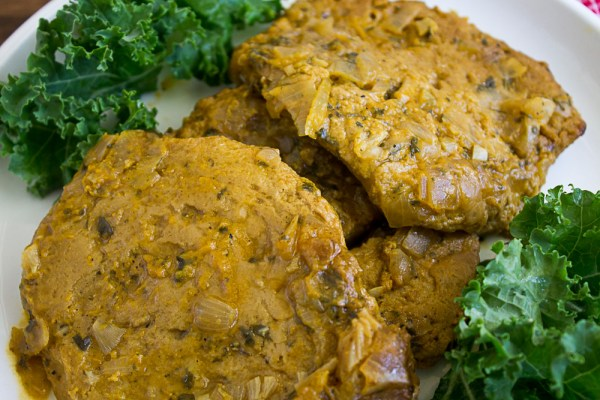 The Vegan Zombie seitan recipe