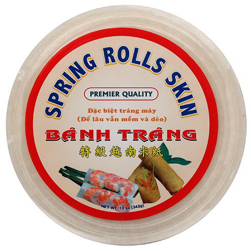 super thin spring roll wrappers