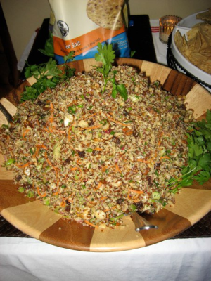 A top hit with our carnivorous friends - Power Quinoa