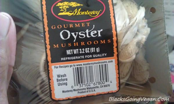 vegan new orleans style cajun po boy sandwich recipe using oyster mushrooms