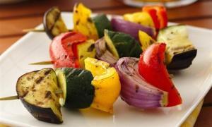vegetable s hish ka bob