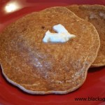 Spiced Banana Oat Pancakes gluten free dairy free wheat free soy free