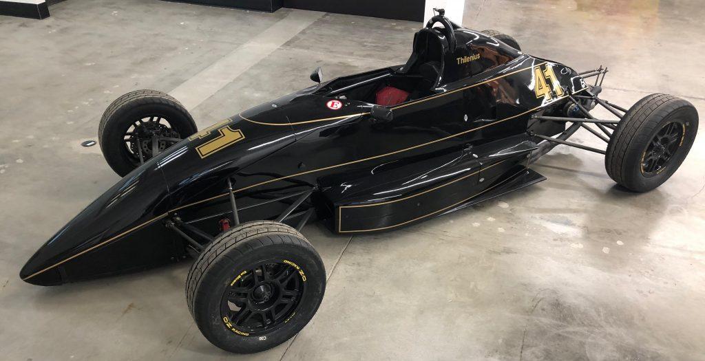 Formula Ford For Sale >> Rf98 Van Diemen Formula Ford Black Shadow Motors