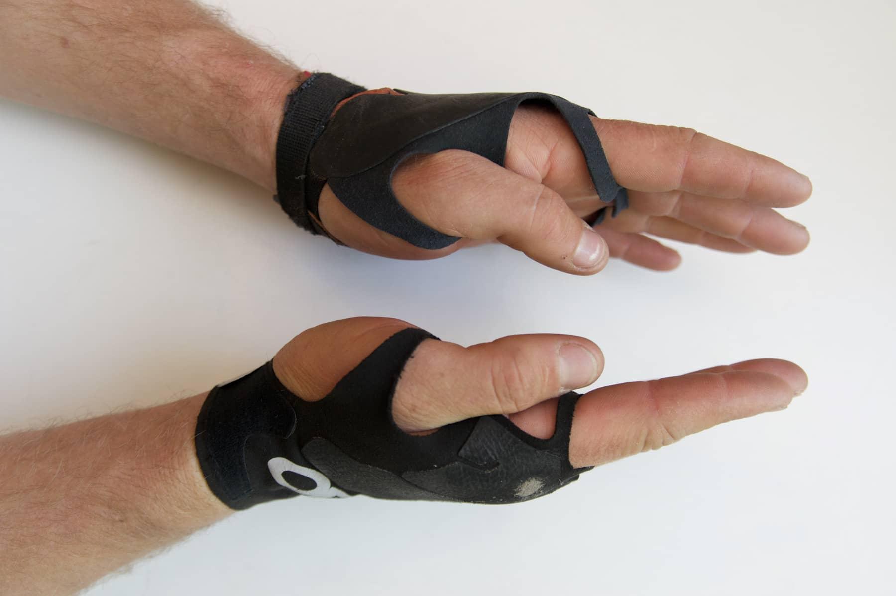 ocun crack gloves xl