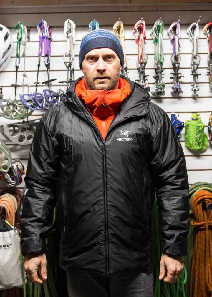 Arc'teryx Puffy: Nuclei