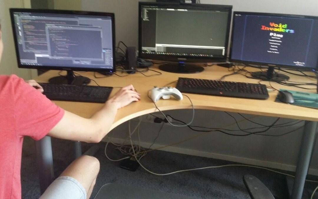 Developer Spotlight: Void Invaders's Noah Stolk and Koen Bolhuis