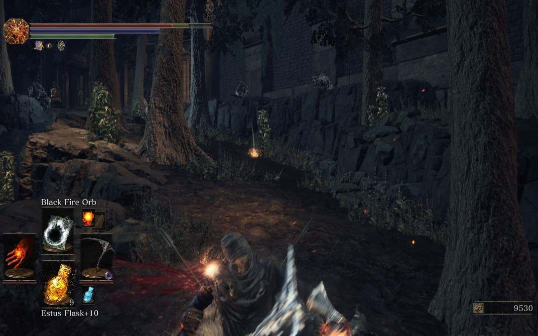 Creating Playstyles Through Enemy Design: A Deep Dive into Dark Souls 3