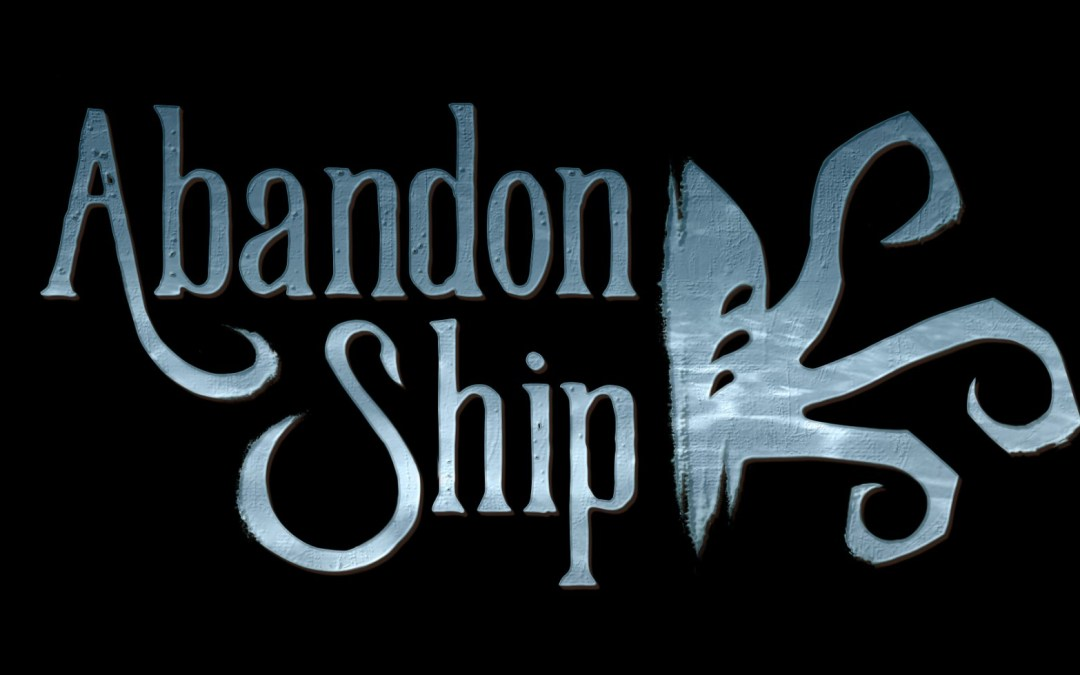 From Start to Finish: The Logo Development for Abandon Ship