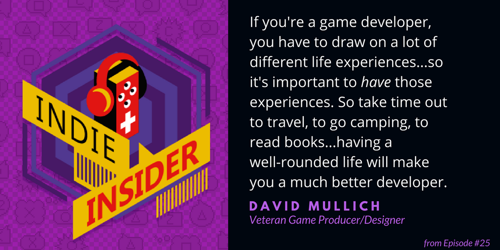 Indie Insider Podcast #25 – David Mullich, Veteran Game Producer and Designer