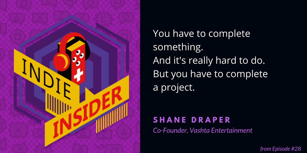 Indie Insider #28 – Indie Studio Vashta Entertainment
