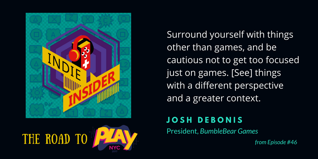 Indie Insider #46 – The Road to Play NYC, Week 2
