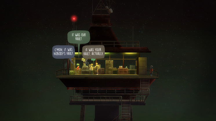 Cutting Through the Static: The Immersive Greatness of Oxenfree's Radio