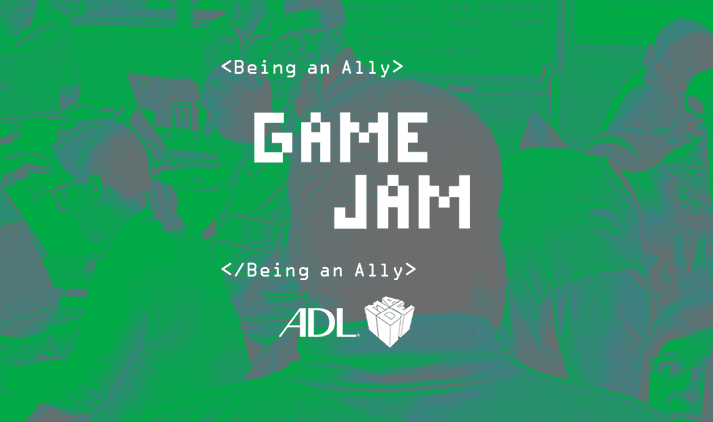 "Game Dev as a Way to Fight Bigotry – Interview with ​the Anti-Defamation League, Organizers of the ""Being an Ally"" Game Jam"