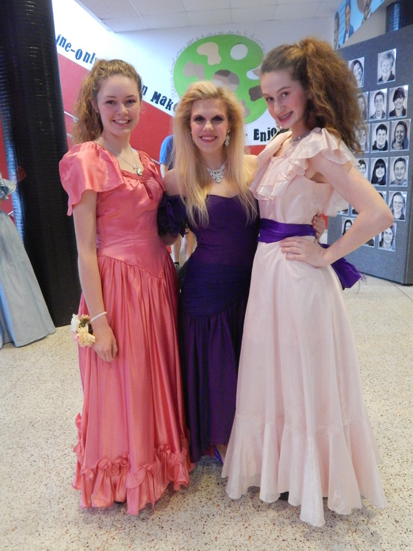 80s Prom Hairstyles : hairstyles, Awesome, (2015), WAUKESHA, SOUTH, BLACKSHIRT, PLAYERS