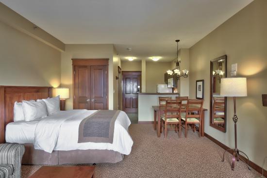 Blue Mountain Resort Village Studio Suite  950 nonrefundable  MLK Ski Weekend