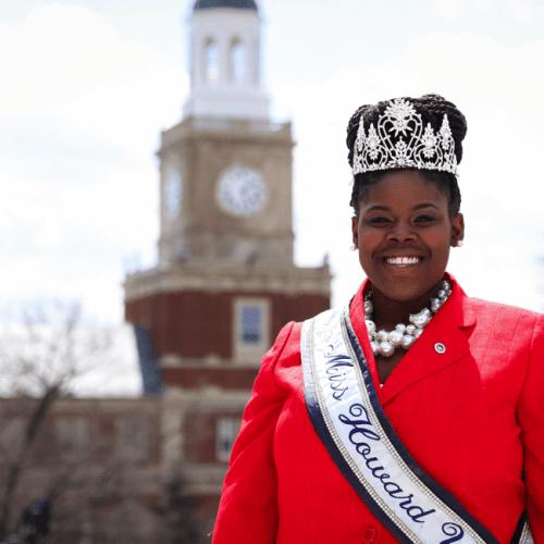 BSB Feature: Mariah Sankey - Miss Howard University