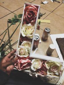 bloom7-225x300 Monogram Bloom - Mother's Day DIY Part 2