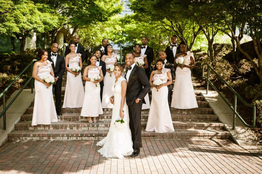 AD-Wed-0512 Aundraya and Donald, Carolina Bred Love
