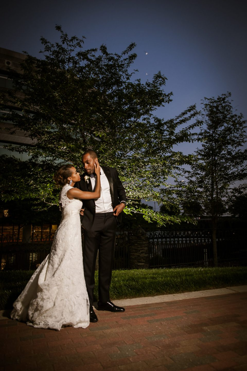 AD-Wed-0835 Aundraya and Donald, Carolina Bred Love