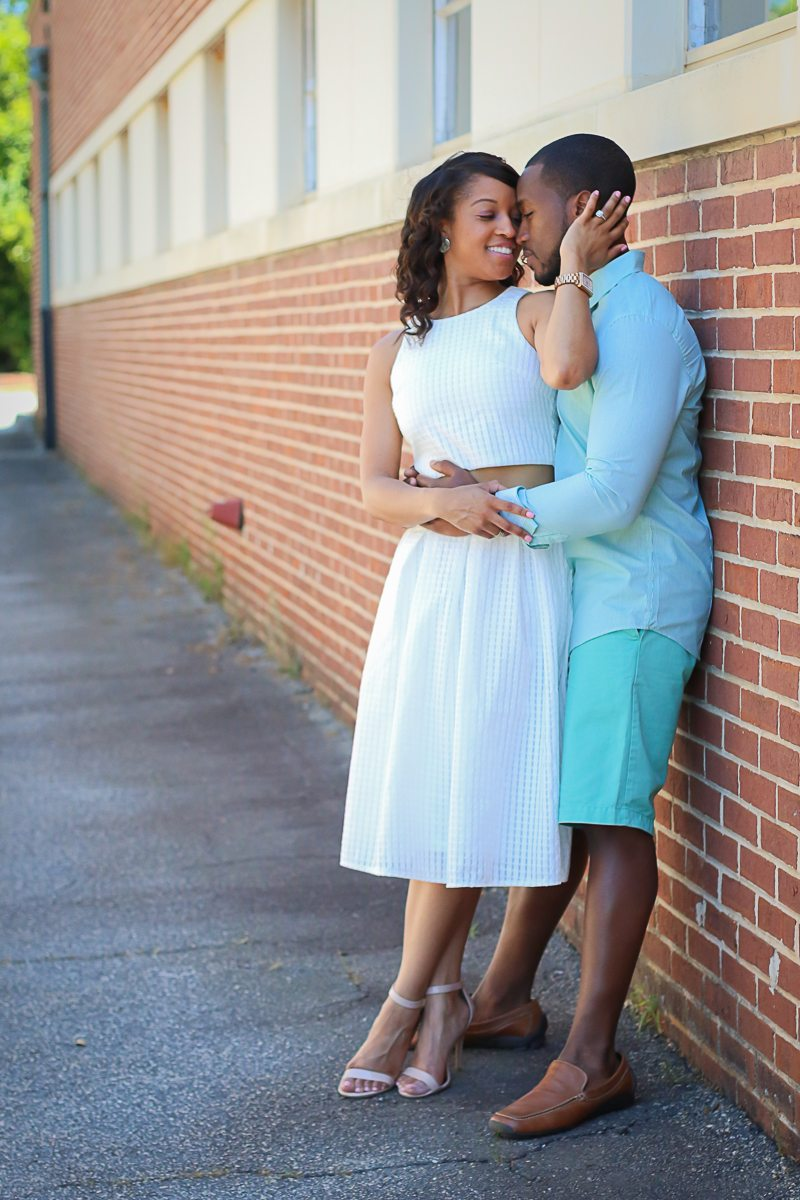 Engagement-69 South Carolina Bred Romance