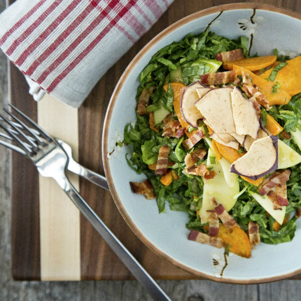 autumn-greens-960x960 Fall Recipes for  Southern Entertaining