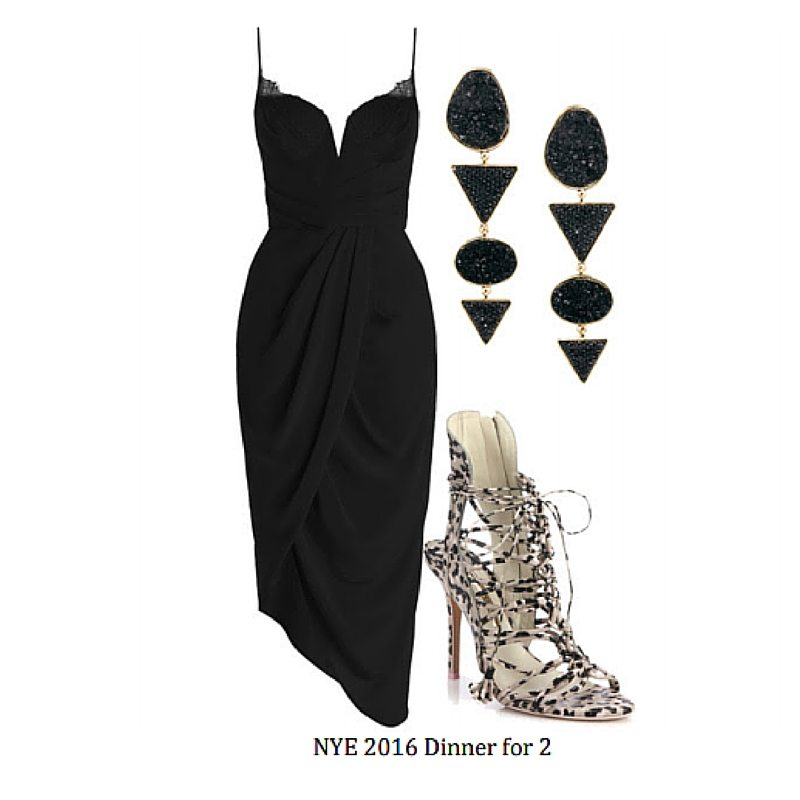 1-1 NYE 2016! What Will You Be Wearing?