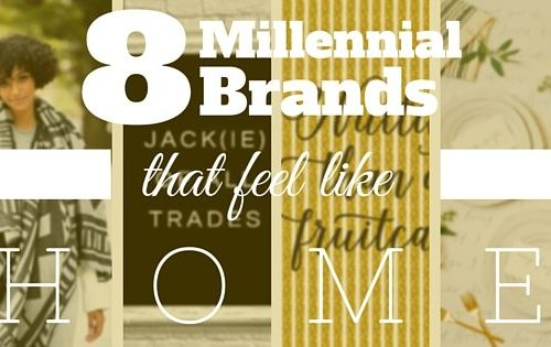 8 Millennial Brands That Feel Like Home 9