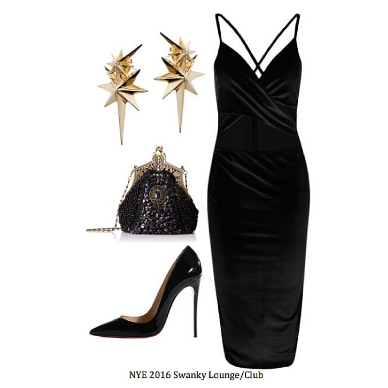 3 NYE 2016! What Will You Be Wearing?