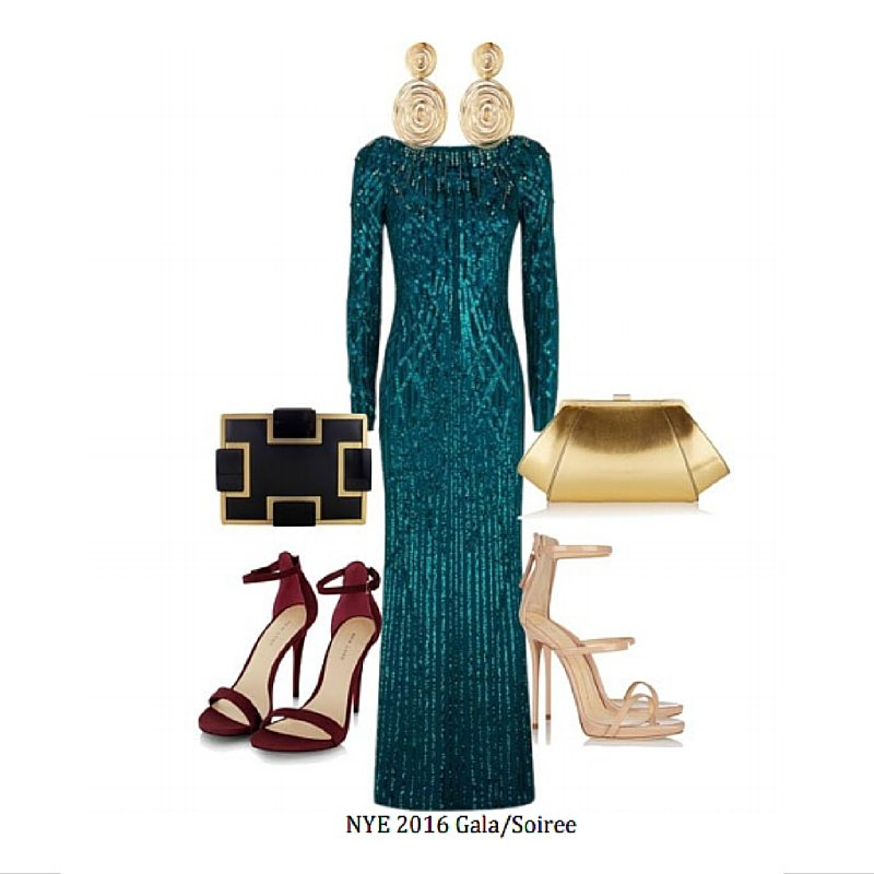 4 NYE 2016! What Will You Be Wearing?