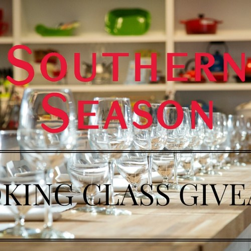 Southern Season Cooking Class Giveaway 3
