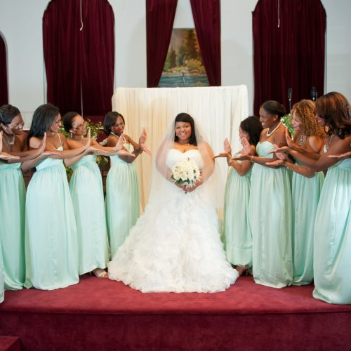 Kentucky College Sweethearts Tie the Knot 32