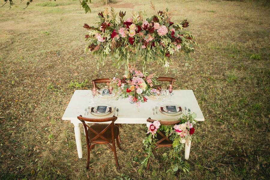 Soft Romantic Oklahoma Outdoor Wedding Inspiration 15