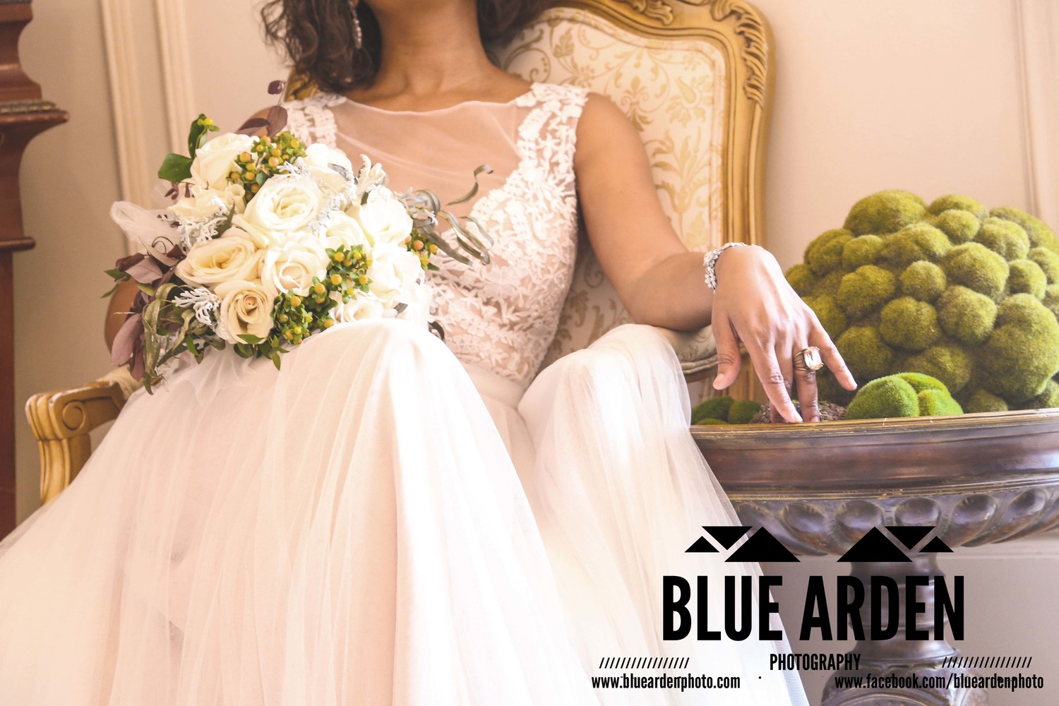 North Carolina Inspired Styled Wedding Shoot 7