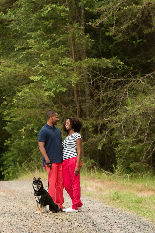Raquel-Jeremy-E-Sess-FbFriendly-9 Hometown Charlotte Engagement