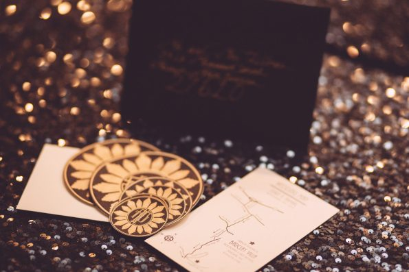 Tishre and Jahmaals 1920s Art Deco themed Wedding 5