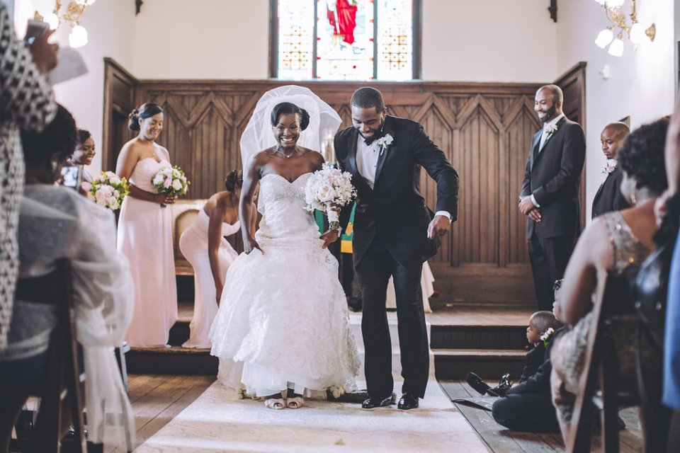 pittman-ceremony-133-960x640 Traditional Southern Wedding Charm in North Carolina