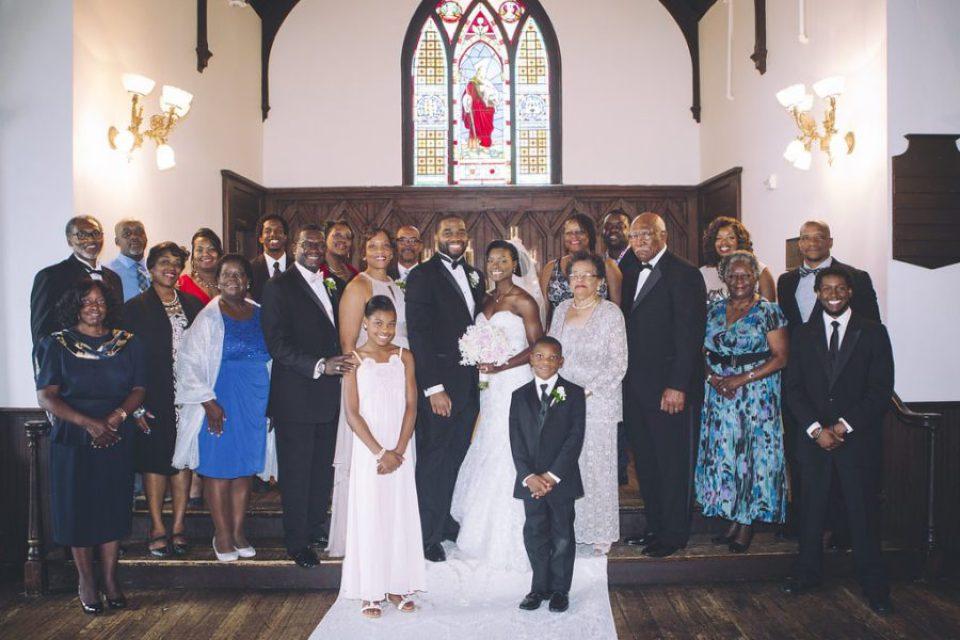 pittman-friendsfam-52-960x640 Traditional Southern Wedding Charm in North Carolina
