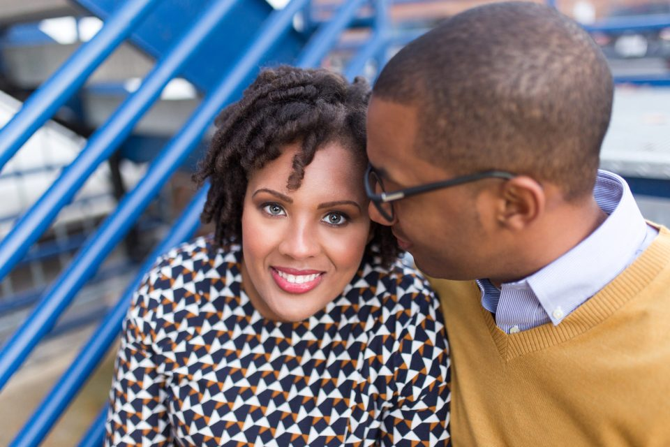 McAllister-and-Cornell-191-960x640 Downtown Raleigh Engagement Session with Vintage Style