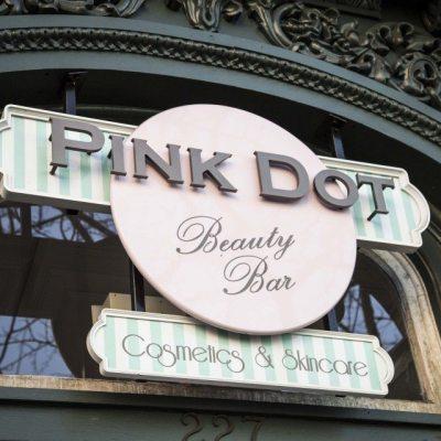 Pink Dot Beauty Bar Brings Southern Charm to Beauty 4