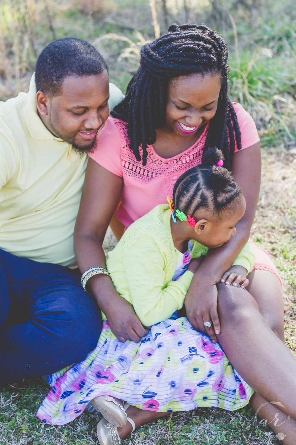 family-4-960x1440 Raleigh, NC Family Brings Spring to Life in Photoshoot