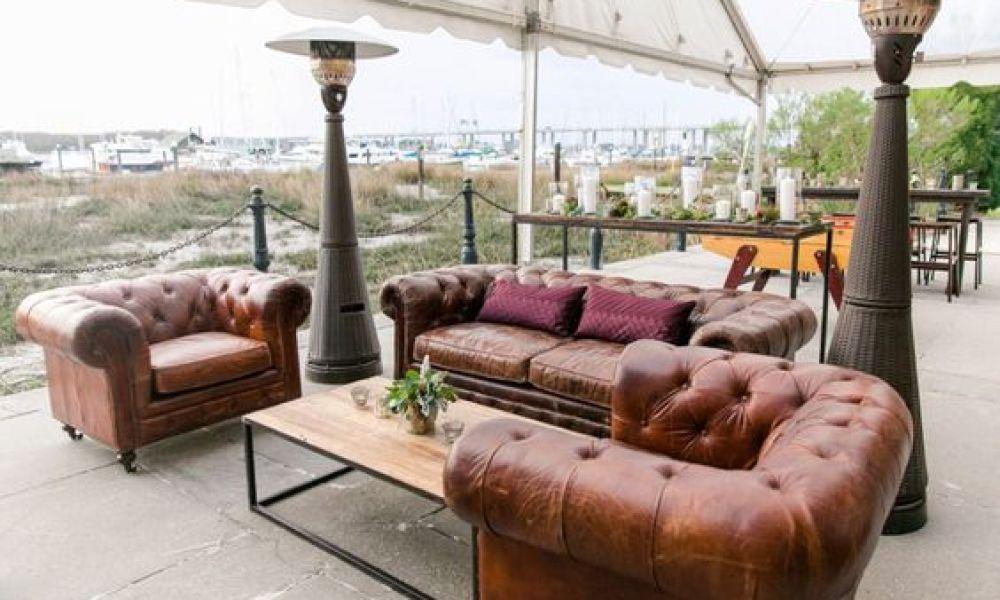 10 Unique Wedding Lounges for a Black Southern Belle 13