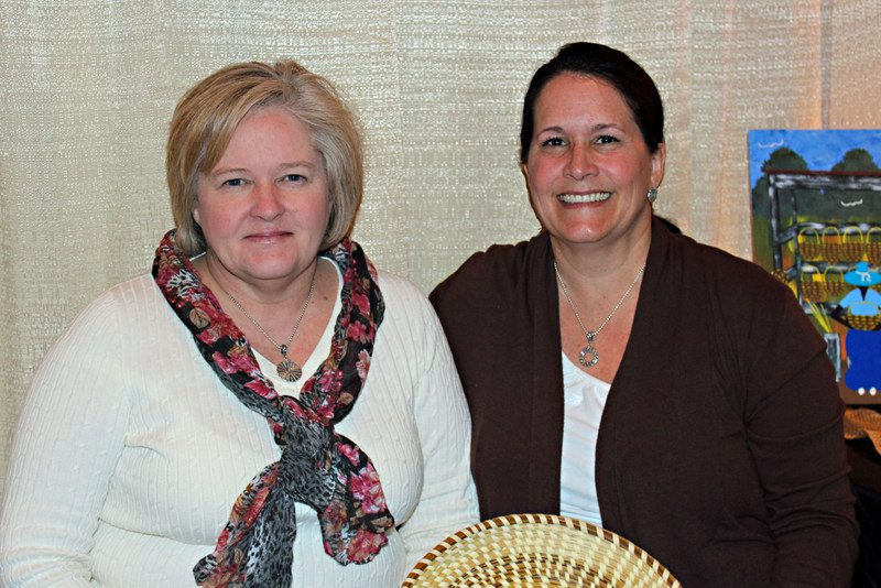 1-Angie-and-Janie-3-1 Five Interesting things about Sweet Grass Baskets and Sweet Charleston Designs