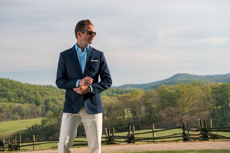 Alton-Lane-Summer-Wedding-1 5 Style Tips for A Southern Gentlemen to Consider for A Summer Wedding by Alton Lane