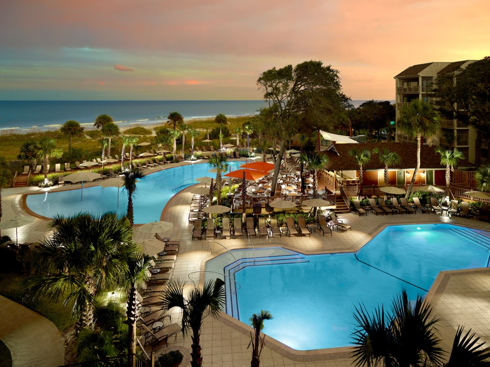 Pools-960x719 3 Tips to Plan a Lowcountry Wedding from the Omni Hilton Head Oceanfront Resort