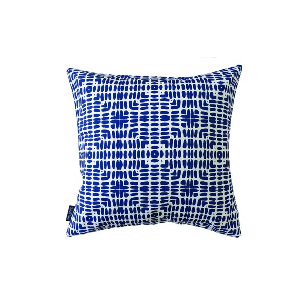 a1BlueWhiteGood-595x595 5 Throw Pillows to Gift Bridesmaids from Atlanta Based Rochelle Porter