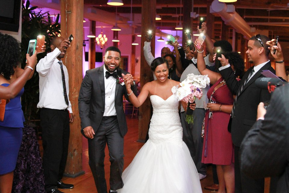 1261-960x640 Southern Inspired, Greensboro, NC Wedding